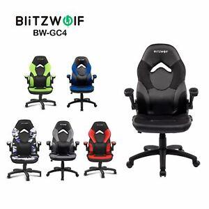BlitzWolf BW-GC4 Ergonomic Reclining Office Computer Racing Gaming Chair Seat