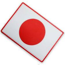 3D PVC Japan Airsoft Military Tactical Army Japanese National Flag Patch Colour