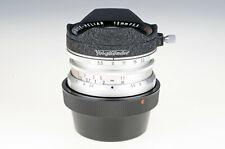 Voigtländer Ultra Wide Heliar 1:5,6/12 mm Aspherical silber Objektiv