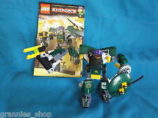 LEGO 8001  Exo-Force Cyclone Defender