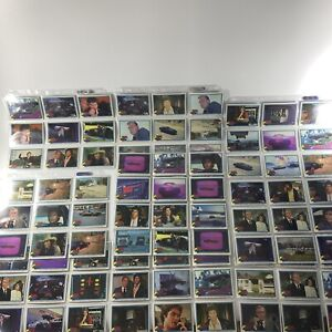Vintage 1982 Knight Rider Lot Of 91 Trading Cards by Donruss Collectible