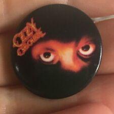 Vintage Ozzy Osbourne button, hard to find