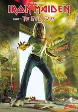 IRON MAIDEN HISTORY OF PART 1 The Early Years 2 DVD REGION 0 PAL NEW