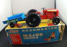 Lone Star GB Tractor trailer Roadmaster Major tracteur RARE Farm boite ancien