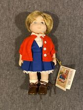 "Vintage The Good Company Mary Engelbreit Doll ""Maria"" Free Ship"