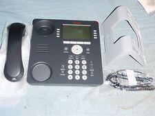 Avaya 700480585 9608 IP Telephone (Black) 9608D01A-1009 refurb warranty
