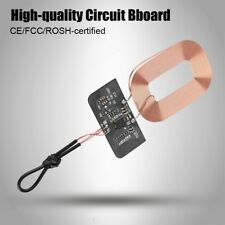 Qi DIY Wireless Charger Receiver Module Pure Copper Coil PCB Charging Board