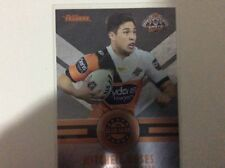 Wests Tigers Single 2017 Rugby League (NRL) Trading Cards