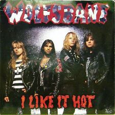 "WOLFSBANE 'I LIKE IT HOT' UK PICTURE SLEEVE 7"" SINGLE"