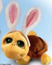 Lil Peepers Bunny Ears Shelly Turtle Soft Plush Easter Gift Med