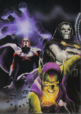 MARVEL SILVER AGE, ALEX ROSS SALUTES THE SILVER AGE CARD AR4