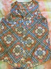 Women's Valley girl Blouse Size 8