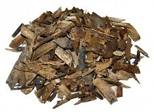Rindenmulch / Holzhackschnitzel braun 60 Liter im Karton aus eigener Herstellung