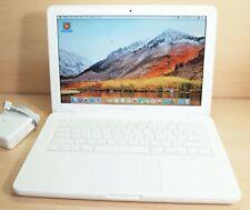 "Apple MacBook Unibody 2010 13"" C2D 2.4GHZ 4GB 250GB DVDRW WEBCAM WIFI"