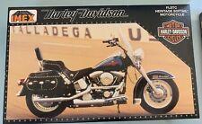 IMEX 1/9 Scale Harley Davidson FLSTC Heritage Softail Motorcycle Model Ki