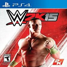 Wwe 2K15 Playstation 4 Ps4 Games Sport Wrestling Boxing Video Games 2K Games New
