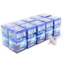 10x SCT h7 White Plasma Lampe Halogène Lampe 12 V 55 W Ampoule Xénon