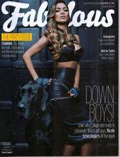 November Weekly Fabulous Magazines in English