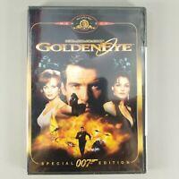 NEW! GoldenEye [Special 007 Edition] (DVD, 1995, 1999) SEALED Pierce Brosnan