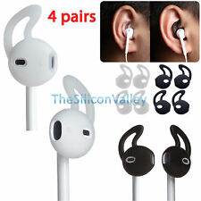 4 pairs Silicone Ear Pad Cover Earphone Headphone Earbud For iphone 7 Plus 6 6s