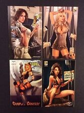 GFT Grimm Fairy Tales Terror #12 Coven #1 Red Riding Comic Books SDCC Zenescope