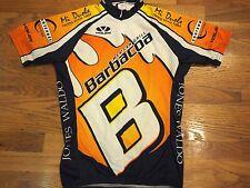 Voler Barbacoa Grill  Cycling Jersey Orange Men's M medium