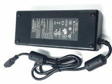 Genuine OEM AC Adapter for QNAP TS-410 TS-409 TS-412 TURBO NAS Monitor 12v FSP