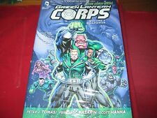 Green Lantern Corp Vol 3 Willpower Hardcover Graphic Novel