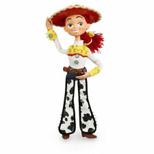 "Disney Authentic Toy Story Jessie Cowgirl Talking Plush Toy Doll Figure 15"" NIB"