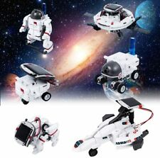 6 in 1 STEM Solar Robot Kit Exploration Fleet Educational Learning Science Build