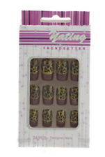 24 faux ongles pret a poser manucure onglerie  1874