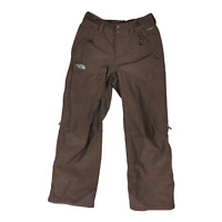 The North Face Women's Size S HyVent Snow Ski Pants Winter Brown