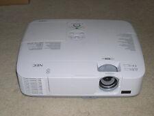 NEC NP-M271X HDMI LCD Projector XGA Data/Computer/Video/HD/HDTV Projector