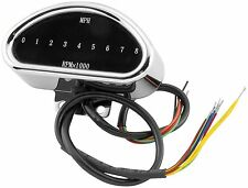 Bikers Choice Digital Speedo/Tach Combo 169375 INCLUDES HANDELBAR MOUNT!!!! NEW