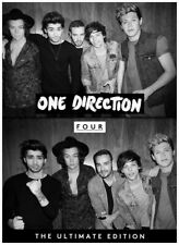 "ONE DIRECTION ""FOUR"" (DELUXE) CD THE ULTIMATE EDITION SYCO ENTERTAINMENT SONY"