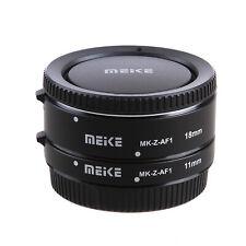 Meike MK-Z-AF1 Auto Focus Macro Extension Tube Adapter 11&18mm For Nikon Z6 Z7