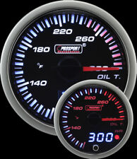Prosport 60mm JDM Oil Temperature Gauge