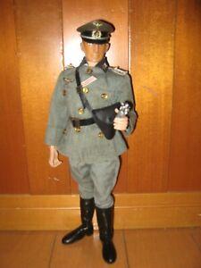 Vintage Takara New GI Joe SUPER RARE C8 GERMAN OFFICER with original gear!!