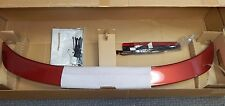 New OEM 1995-1997 Ford Mercury Mystique Rear Spoiler Wing Kit Painted Red