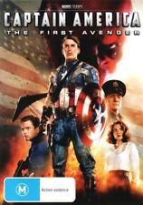 Captain America - The First Avenger (DVD, 2013)
