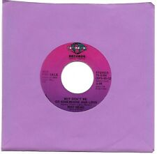 HEAD, Roy  (Why Don't We Go Somewhere And Love) TMI 75-0106 = PROMOTIONAL record