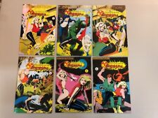 Legends Of The Stargrazers 1-6 Complete Set ADAM HUGHES 1 2 3 4 5 Comics