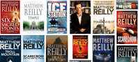 Matthew Reilly Top ebook books Novel Collection 20+ ebooks epub mobi