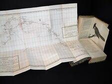 DIXON Voyage autour du monde Nord Ouest Amérique 21 PLANCHES 23 Tableaux EO 1789