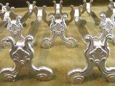 Vintage french silverplate 12 knife rests Christofle Vendome ? (shells)