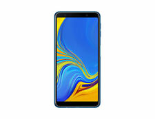 "SMARTPHONE SAMSUNG GALAXY A7 A750F BLUE DUAL SIM 6"" 64GB LTE 4GB GARANZIA ITALIA"