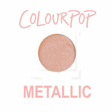ColourPop Pressed Pigment Eye Shadow Pan - CUTOFFS - metallic soft peach