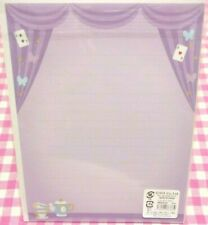 Party Room Letter Set Made in Stationery Light Purple