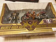 Bandai S.I.C Masked Rider Agito & Machine Tornador