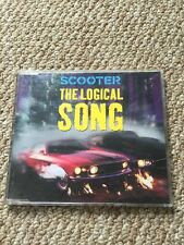 The Logical Song By Scooter CD Single Sheffield Tunes 2002 Club Song